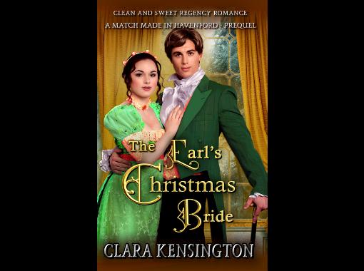 The Earl's Christmas Bride